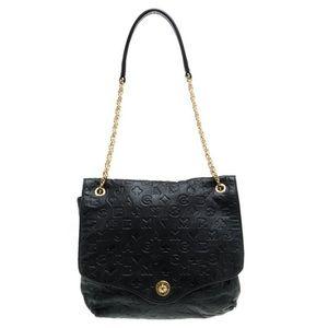 Marc Jacobs dreamy logo leather bag